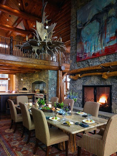majestic rustic dining room designs you can t miss out