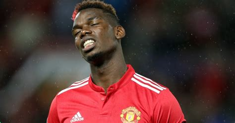 Angry Paul Pogba issues warning to Manchester United ...