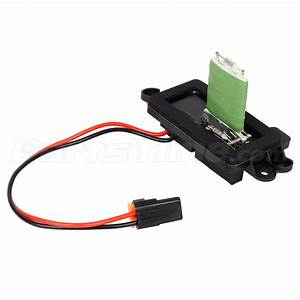 89019088 Heater Blower Motor Resistor For Cadillac Chevy