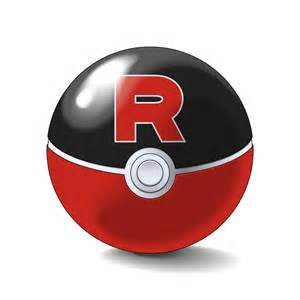 Pokemon Team Rocket Ball