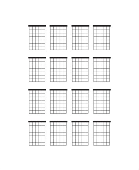 blank guitar tab template 5 blank guitar chord charts free sle exle format free premium templates