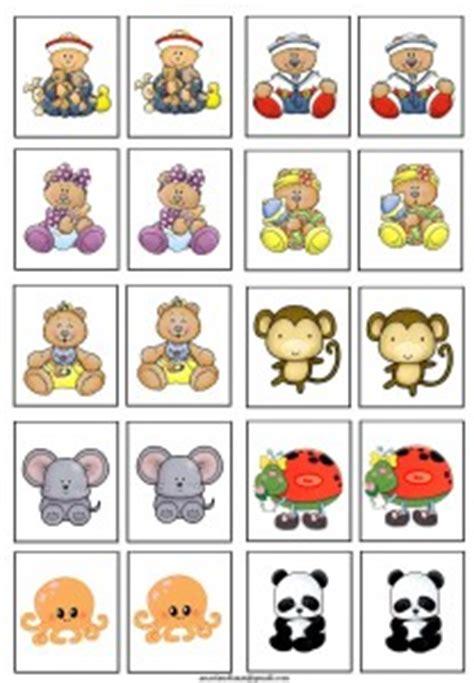 juego de memoria visual para ni 241 os 161 une las parejas iguales