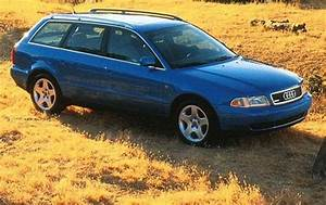 Used 1998 Audi A4 Wagon Pricing  U0026 Features