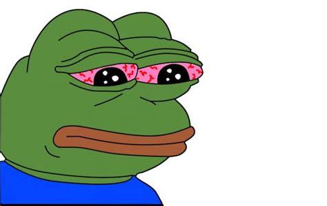 Sad Frog Meme Generator - high sad frog blank template imgflip