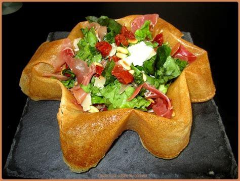 cuisiner des feuilles de brick recette de salade italienne dans sa feuille de brick la