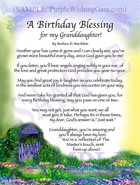 birthday blessing   granddaughter biblical inspirationprayer wedding prayer