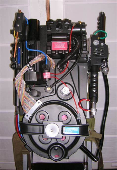 Ghostbusters Proton Pack by The Ghostbusters Vs The Three Musketeers Hates Me