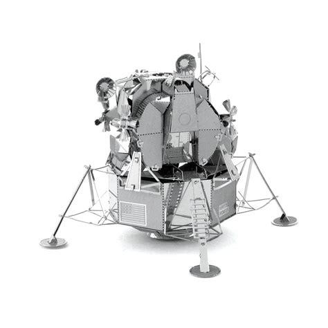 metal earth apollo lunar module 3d laser cut miniature
