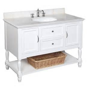 kitchen bath collection vanities kbc beverly 48 quot single bathroom vanity set reviews wayfair