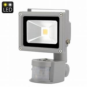 Led 10 Watt : led security flood light 10 watt 120 degree 3 to 5 meter ~ Watch28wear.com Haus und Dekorationen