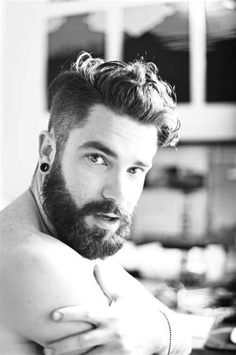 10 thick wavy hairstyles for men mens hairstyles 2018