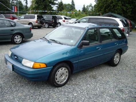 ford escort lx wagon station wagon  sale