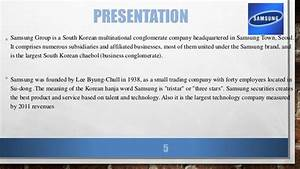 Ethics: Case of Samsung