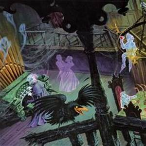 13 Behind-The-Scenes Photos Of Classic Disneyland Rides ...