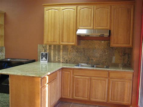 paint colors for honey maple cabinets cherry kitchen