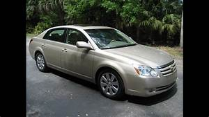 2005 Toyota Avalon Xls 1 Owner All Records No Accidents