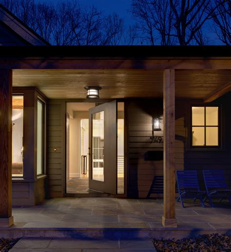 front entrance outdoor lighting porch lighting ideas porch farmhouse with classical