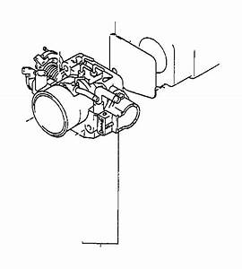 Toyota T100 Fuel Injection Throttle Body
