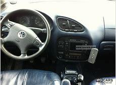 1998 Volkswagen Sharan 28 VR6 ** NAVI ** 6 Ebox Car