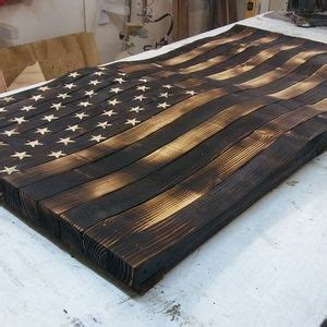 ryobi nation rustic flag coffee table wooden flag
