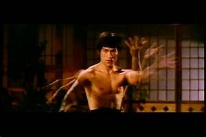 "Bruce Lee in ""Chinese Connection"" (1972) 