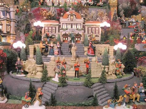 Charles Dickens Christmas Decorations