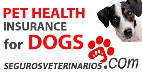 pet health insurance  dogs  spain pet insurance