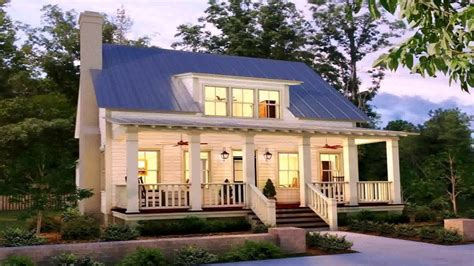 One Story Farmhouse Plans by Country Farmhouse Plans One Story