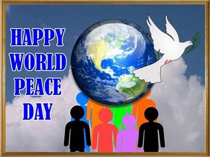 Peace International Earth Background Happy Globe Dove
