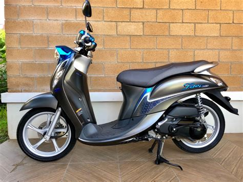 Fino 125 Image by Yamaha Fino 125 4xxкм 0 149cc Motorcycles For Sale