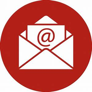 email-icon-RED - Sites 365 - Website Design - Social Media ...