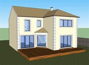 faire une maison avec sketchup - faire une maison avec sketchup evtod