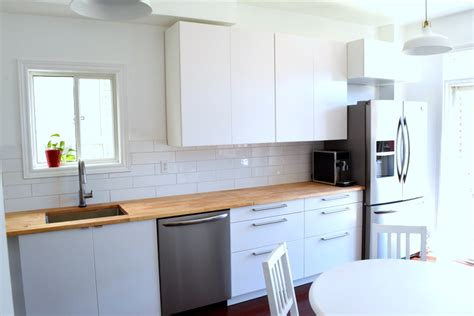 decor cuisine the ikea sektion kitchen before and after and lessons learned