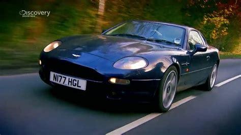 1996 Aston Martin Db7 In