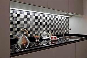 Des idees de carrelages pour votre cuisine ideeco for Idee de credence cuisine