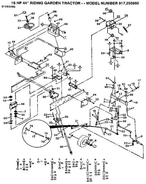 Craftsman Wiring Diagram