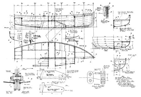 plans  building  wooden boat boat plans