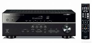Yamaha Rx-v485 - Manual - Audio Video Receiver