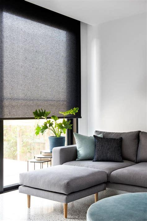 modern window blinds   home