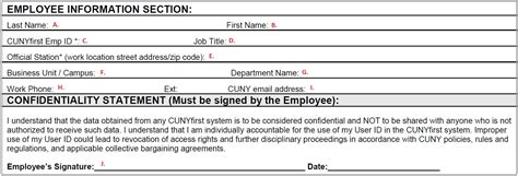 Cunyfirst Travel And Expense User Access Request