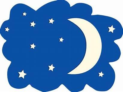 Stars Moon Clip Clker Clipart Svg Vector