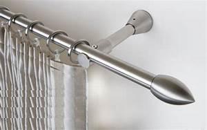 Tringle A Rideau 4m : tringles rideaux tringle rideau ~ Melissatoandfro.com Idées de Décoration