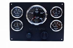 Volvo Penta Engine Instrument Panel  U2013 Ac Dc Marine Inc