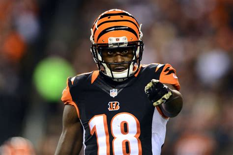 A.j. Green And Bengals Agree To Contract Extension