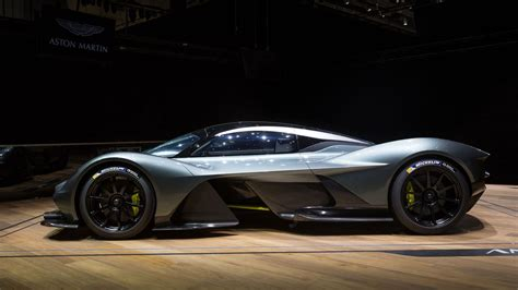 aston martin valkyrie the outstanding significance as a