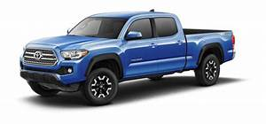 2018 Toyota Tacoma Double Cab Double Cab  Automatic  Long