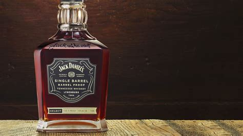 Jack Daniel's Single Barrel Barrel Proof Whiskey   Gear Patrol