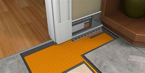 laminate that looks like tile floors schluter com