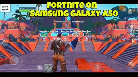 fortnite  samsung galaxy  modded apk youtube