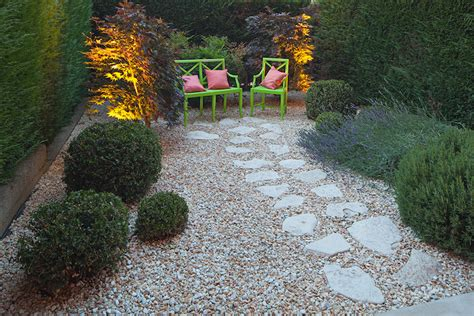 Amenagement Jardin Avec Galets Amenagement Parterre Avec Galets Excellent Gracieux